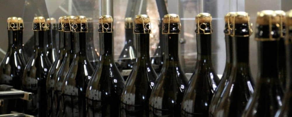 Prosecco en bouteille, vins docg de Valdobbiadene
