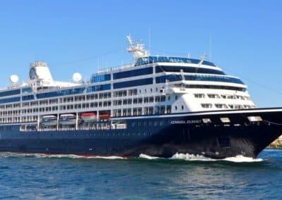 Azamara Journey, Venice cruise terminal