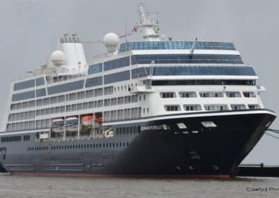 Azamara Pursuit, Venice cruise terminal