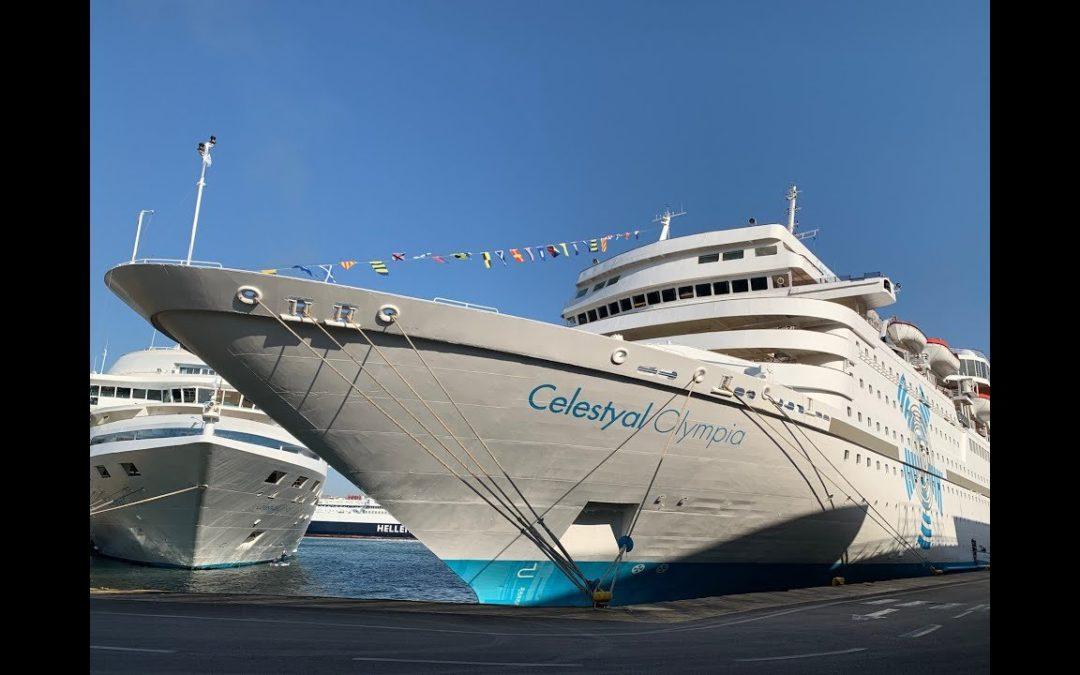 Celestyal Olympia porto di Venezia