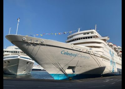 Celestyal Olympia Venice port