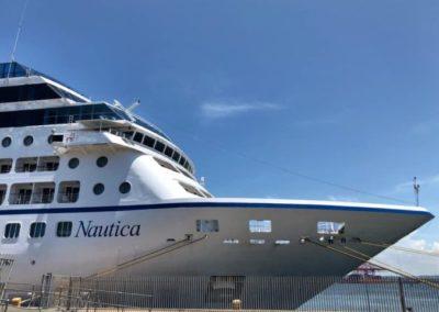 Oceania Nautica terminal de croisières de Venise
