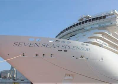 Seven Seas Splendor Venice port