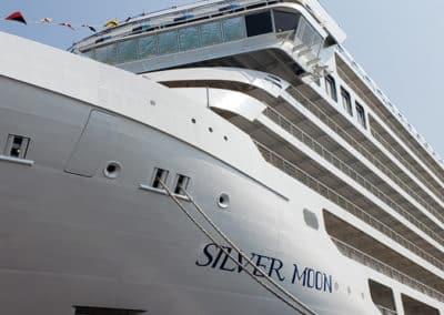 Silver Moon terminal de croisière Venise